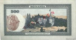 500 Lei ROUMANIE  1940 P.042s pr.NEUF