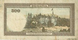 500 Lei ROUMANIE  1941 P.051a TB