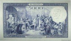 5000 Lei ROUMANIE  1940 P.048a pr.NEUF
