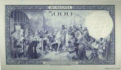 5000 Lei ROUMANIE  1940 P.048a SPL+