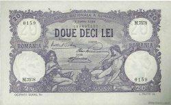 20 Lei ROUMANIE  1928 P.020 SUP