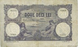 20 Lei ROUMANIE  1929 P.020 pr.TTB