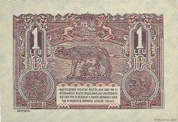 1 Leu ROUMANIE  1937 P.038 NEUF