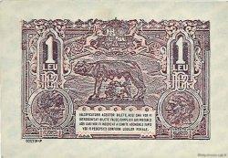 1 Leu ROUMANIE  1938 P.038 pr.NEUF