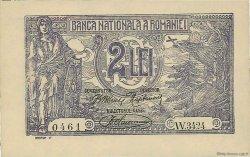 2 Lei ROUMANIE  1920 P.027a NEUF