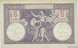 5 Lei ROUMANIE  1928 P.019a SUP+