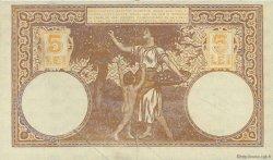 5 Lei ROUMANIE  1917 P.024a SUP