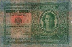 100 Kronen ROUMANIE  1919 P.R09 pr.TTB