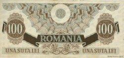 100 Lei ROUMANIE  1947 P.065 SUP+