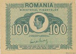 100 Lei ROUMANIE  1945 P.078 pr.NEUF