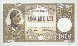 1000 Lei ROUMANIE  1934 P.037a SUP