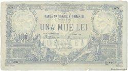 1000 Lei ROUMANIE  1916 P.023a TTB