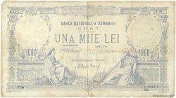 1000 Lei ROUMANIE  1917 P.023a TB