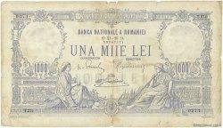 1000 Lei ROUMANIE  1924 P.023a B+