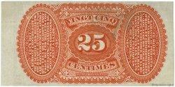 25 Centimes HAÏTI  1875 P.068 SPL