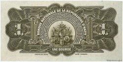 1 Gourde HAÏTI  1925 P.160a pr.SPL