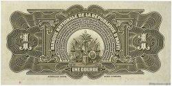 1 Gourde HAÏTI  1925 P.160a pr.NEUF