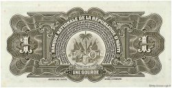 1 Gourde HAÏTI  1967 P.200a NEUF