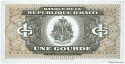 1 Gourde HAÏTI  1993 P.259a NEUF