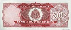 500 Gourdes HAÏTI  1993 P.264a pr.NEUF