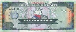 10 Gourdes HAÏTI  2000 P.265a pr.NEUF