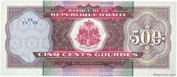 500 Gourdes HAÏTI  2000 P.270 NEUF