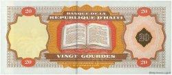 20 Gourdes HAÏTI  2001 P.271 NEUF