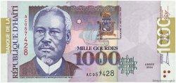 1000 Gourdes HAÏTI  2004 P.278a NEUF