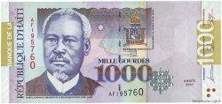 1000 Gourdes HAÏTI  2007 P.278a NEUF