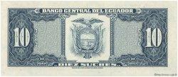 10 Sucres ÉQUATEUR  1980 P.114b NEUF