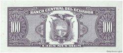 100 Sucres ÉQUATEUR  1994 P.123Ac NEUF