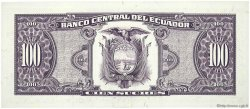 100 Sucres ÉQUATEUR  1997 P.123Ad NEUF