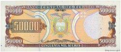 50000 Sucres ÉQUATEUR  1995 P.130a NEUF