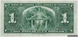 1 Dollar CANADA  1937 P.058e TTB+
