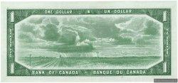 1 Dollar CANADA  1954 P.074a TTB à SUP