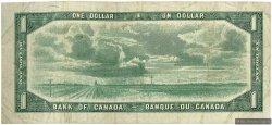 1 Dollar CANADA  1954 P.074b TB+