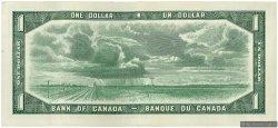 1 Dollar CANADA  1954 P.074b pr.SUP