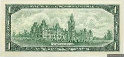 1 Dollar CANADA  1967 P.084a SPL