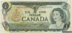 1 Dollar CANADA  1973 P.085a B+