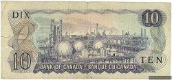 10 Dollars CANADA  1971 P.088b TB