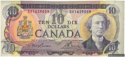 10 Dollars CANADA  1971 P.088c TTB