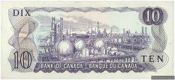 10 Dollars CANADA  1971 P.088c SUP+