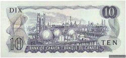 10 Dollars CANADA  1971 P.088d SUP+