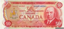 50 Dollars CANADA  1975 P.090b TTB+