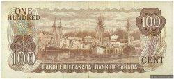 100 Dollars CANADA  1975 P.091b pr.TTB