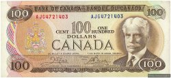 100 Dollars CANADA  1975 P.091b pr.SUP