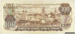 100 Dollars CANADA  1975 P.091b TTB