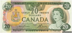 20 Dollars CANADA  1979 P.093a SUP