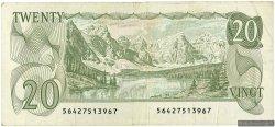 20 Dollars CANADA  1979 P.093b TTB