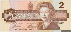 2 Dollars CANADA  1986 P.094a SUP